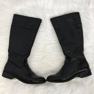 White Mountain Lakota black boots Sz 7M